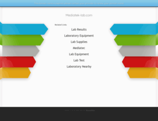 mediatek-lab.com screenshot