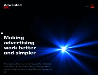 mediatel.co.uk screenshot