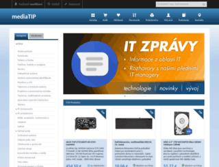 mediatip.sk screenshot