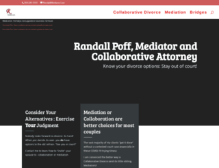 mediator.law screenshot
