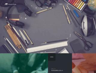 mediatrade.jp screenshot