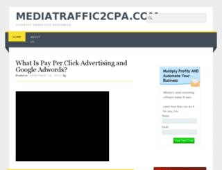 mediatraffic2cpa.com screenshot