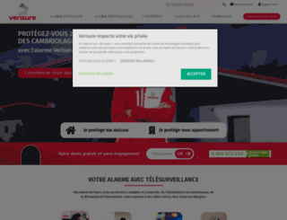 mediaveil.fr screenshot