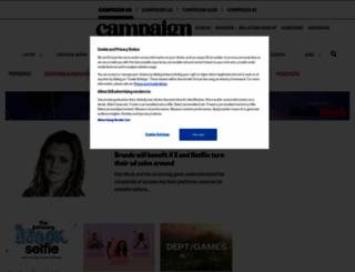 mediaweek.co.uk screenshot
