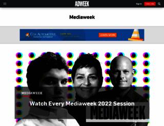 mediaweek.com screenshot
