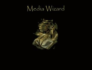 mediawizard.ca screenshot