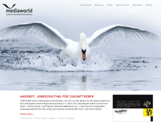 mediaworldgmbh.de screenshot