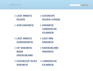 mediazon.org screenshot