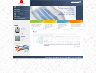 mediberg.com screenshot
