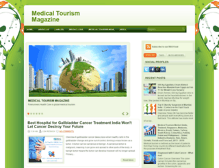 medical-tourism-magazine.blogspot.com screenshot