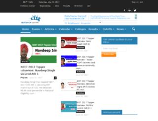 medical.entrancecorner.com screenshot