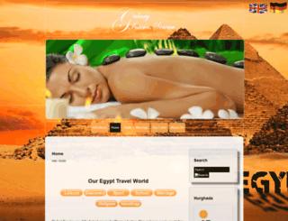 medical.gis-travel.com screenshot