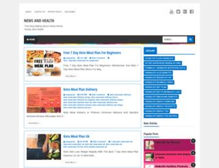 medicaladvisorjournals.blogspot.ca screenshot
