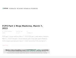 medicalbay2.blogspot.com screenshot