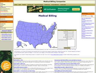 medicalbilling10.com screenshot