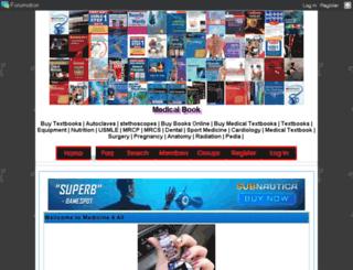 medicalbook.org screenshot
