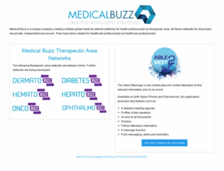 medicalbuzz.org screenshot