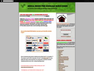 medicalebooks-aslam.blogspot.com screenshot