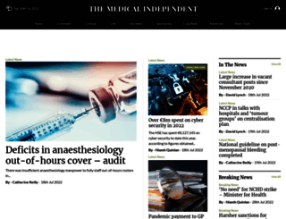 medicalindependent.ie screenshot