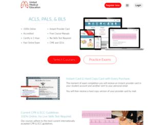 medicaljobservices.com screenshot