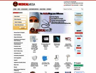 medicalmega.com screenshot