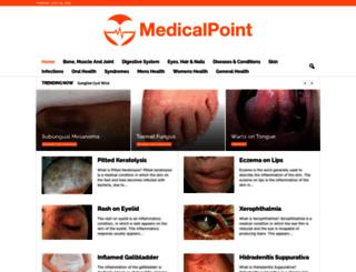 medicalpoint.org screenshot