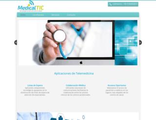 medicaltic.com screenshot