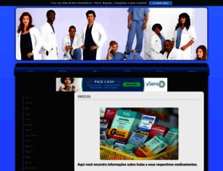 medicamentosebulas.comunidades.net screenshot