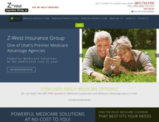 medicare-utah.com screenshot