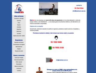 medicare.com.mx screenshot