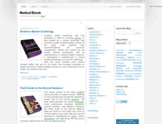 medicebookz.blogspot.com screenshot
