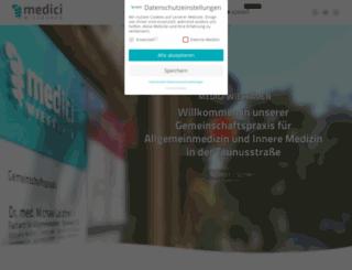 medici-wiesbaden.de screenshot