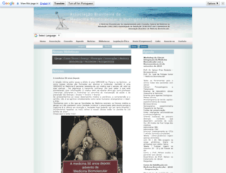 medicinabiomolecular.com.br screenshot