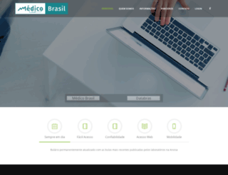 medicobrasil.com.br screenshot