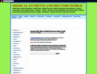 mediconet.blogspot.com screenshot