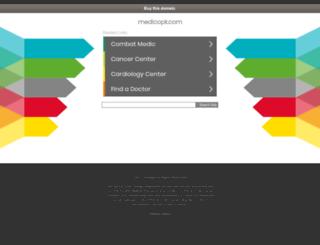 medicopk.com screenshot