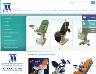 medicorpol.com.pl screenshot