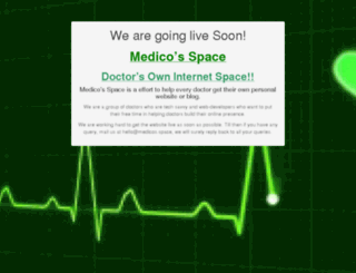 medicos.space screenshot
