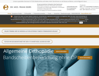 medicovista.com screenshot