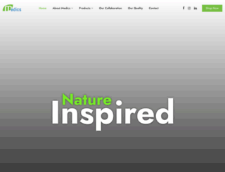 medicslab.com screenshot