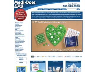 medidose.com screenshot