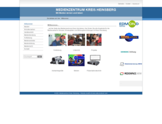 medienzentrum-hs.de screenshot