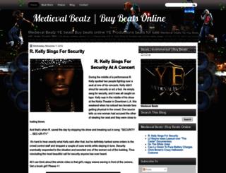 medievalbeatz.blogspot.com screenshot