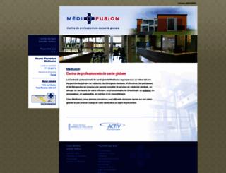 medifusion.ca screenshot