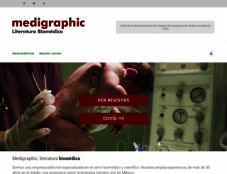 medigraphic.com screenshot