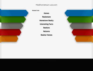 medihometown-usa.com screenshot