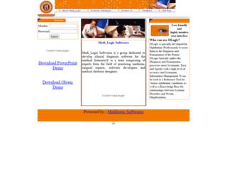 medilogicindia.com screenshot