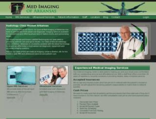 medimagingar.com screenshot