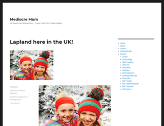 mediocremum.com screenshot