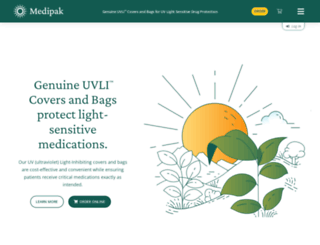 medipak.com screenshot
